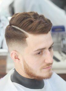 Taglio capelli 2017 uomo sfumatura