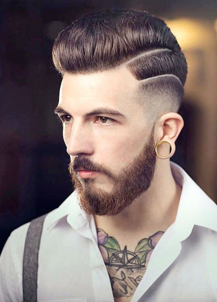 Taglio di capelli per ragazzi 2019