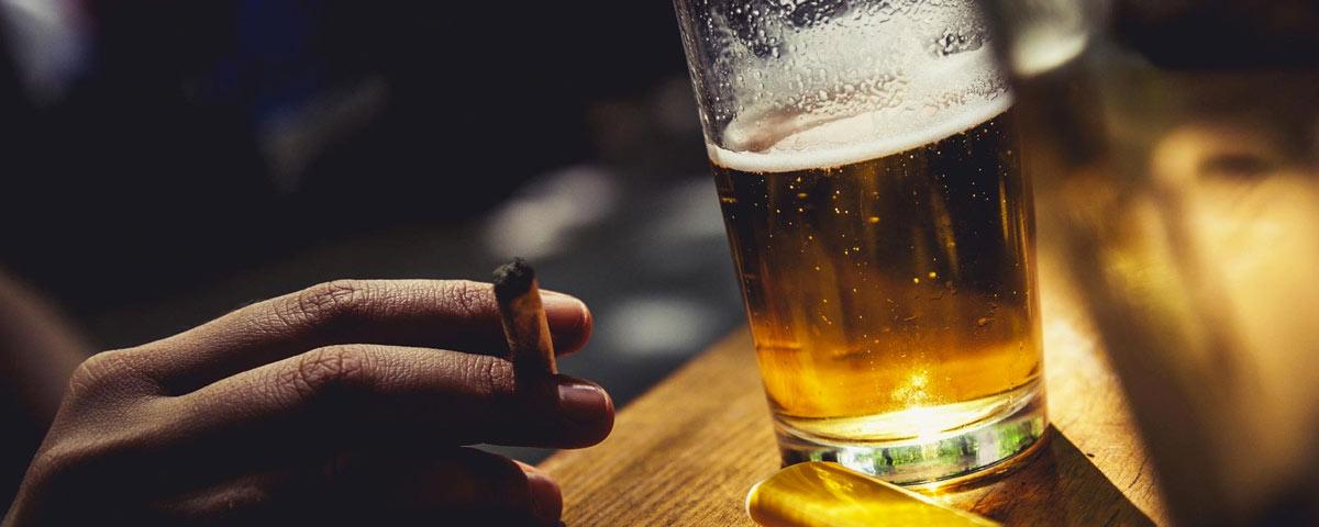 fumo e alcool laser frazionato