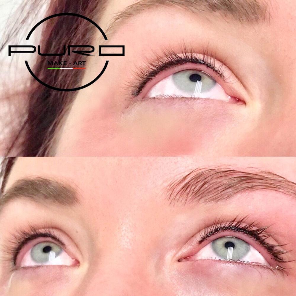 trucco permanente eyeliner